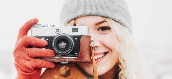 Курс для фотографів початківців