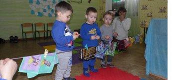 Развивающие занятия для самых маленьких в Slonenok Club