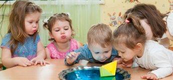 Развивающие занятия для деток 2 - 3 лет