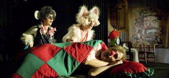 Дядюшка Клоун и мышонок Мыц-Ик