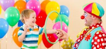 """Дитячий день народження в  ФЦ """"Aquarium"""""""