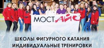 Школа фигурного катания в Most Ice