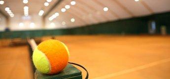 Групповые занятия по детскому теннису