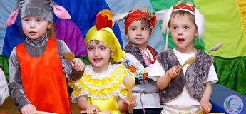 """«Теремок» - театральная студия для детей в центре """"Аист"""""""