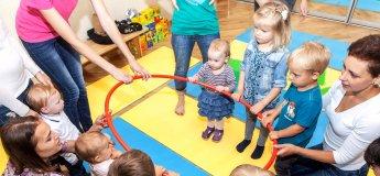 Дитячі розвиваючі заняття для діток віком 3,7-5 років