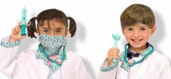 Основы медицины для детей дошкольного и младшего школьного возраста
