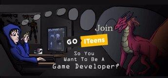 Набір на курс розробки ігор для підлітків 13-14 років