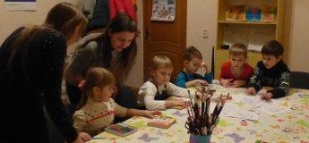 Арт-терапия для детей 3-6 лет